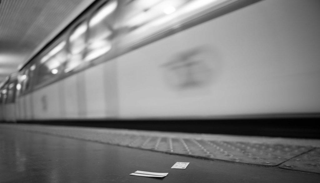 רכבת חולפת